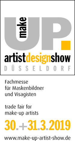 make-up artist design show mit wortmarke